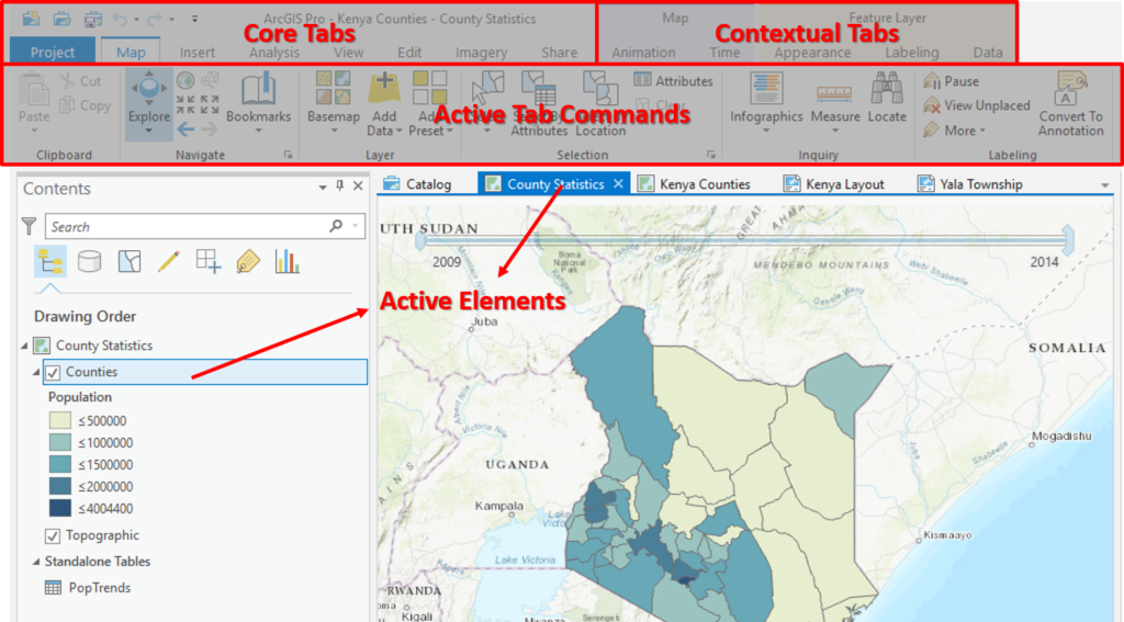 5 Immediate Reasons for Upgrading to ArcGIS Pro - Spatiality