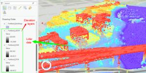 ArcGIS Pro Lidar Data