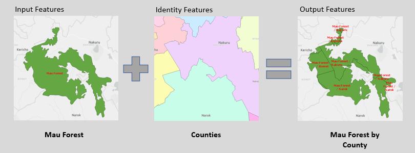 Overlay: Identity tool